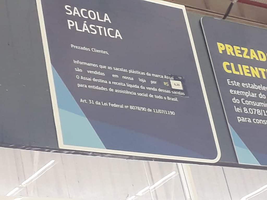 Sacola Plástica