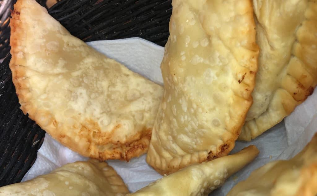 Pasteis de Camarão do Venne Gastronomia Mediterrânea