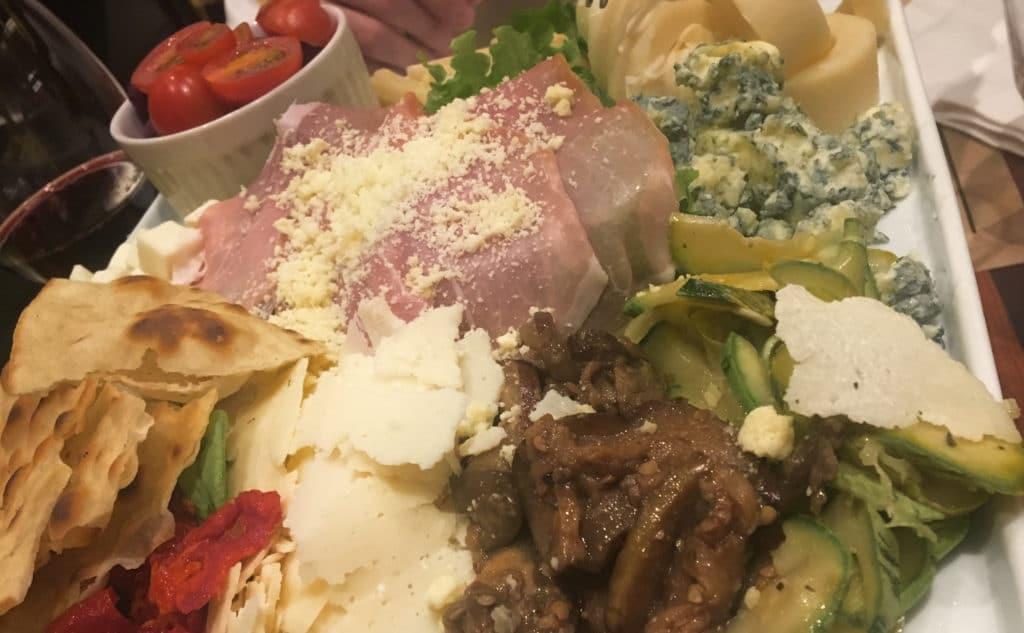 Peppe Marmellata e Grana Padano