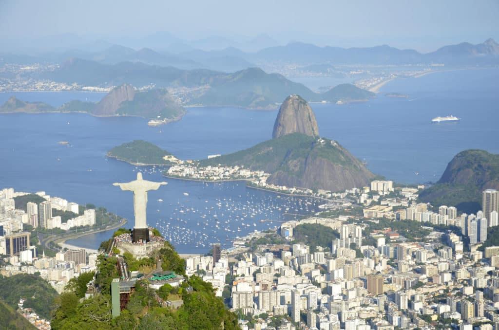 Corcovado e o Pão de Açúcar - Cidade do Rio de Janeiro - Foto: Alexandre Macieira | Riotur