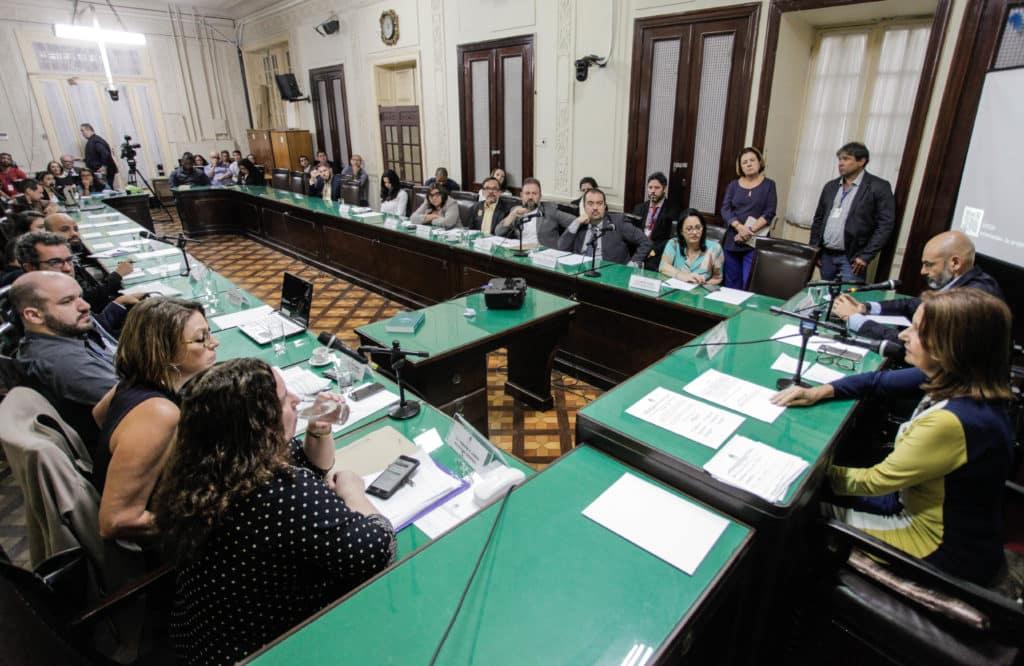 Comissão de Segurança Pública - Foto: Octacílio Barbosa