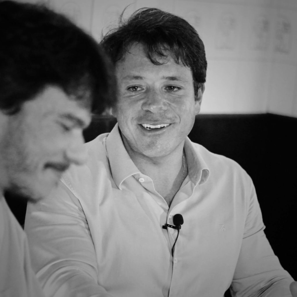 Carlo Caiado no Mesa Viva ( Foto: Ivana Lutebark )