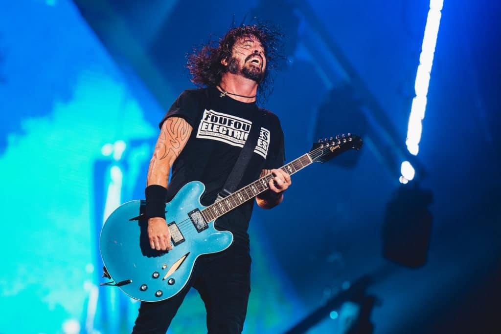Foo Fighters no Rock in Rio - Foto: Wesley Allen - I Hate Flash
