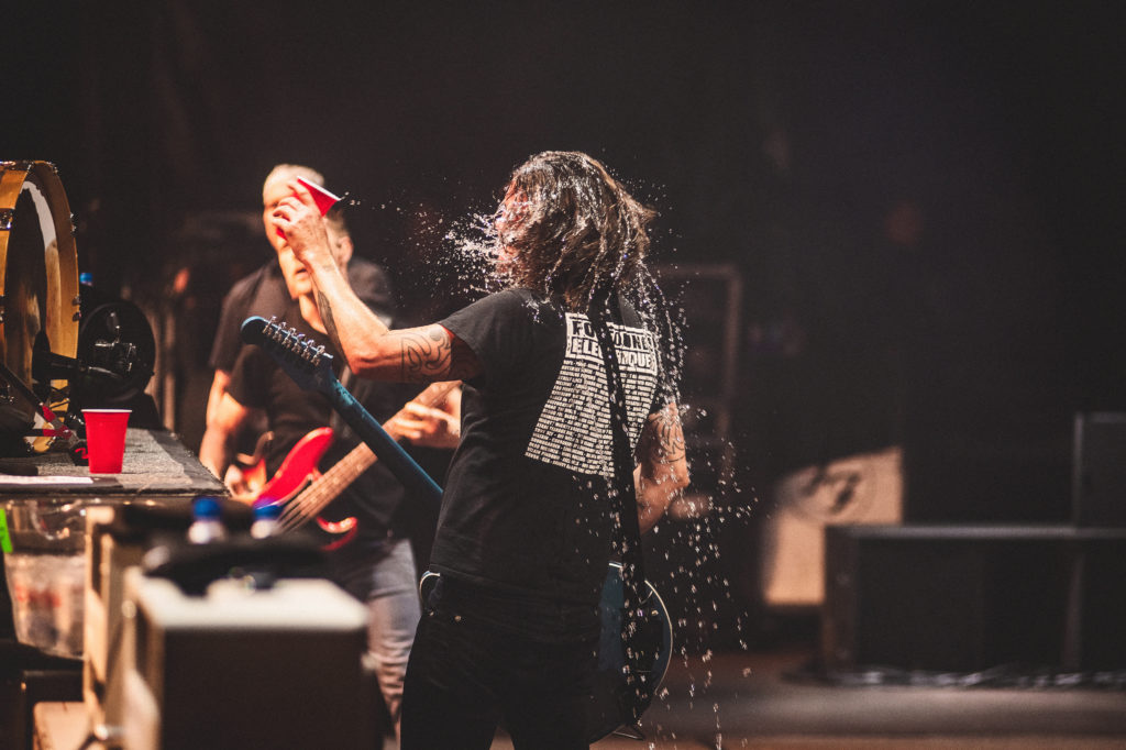 Foo Fighters no Rock in Rio - Foto: Schlaepfer - I Hate Flash