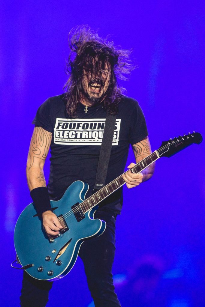 Foo Fighters no Rock in Rio - Foto: Diego Padilha - I Hate Flash