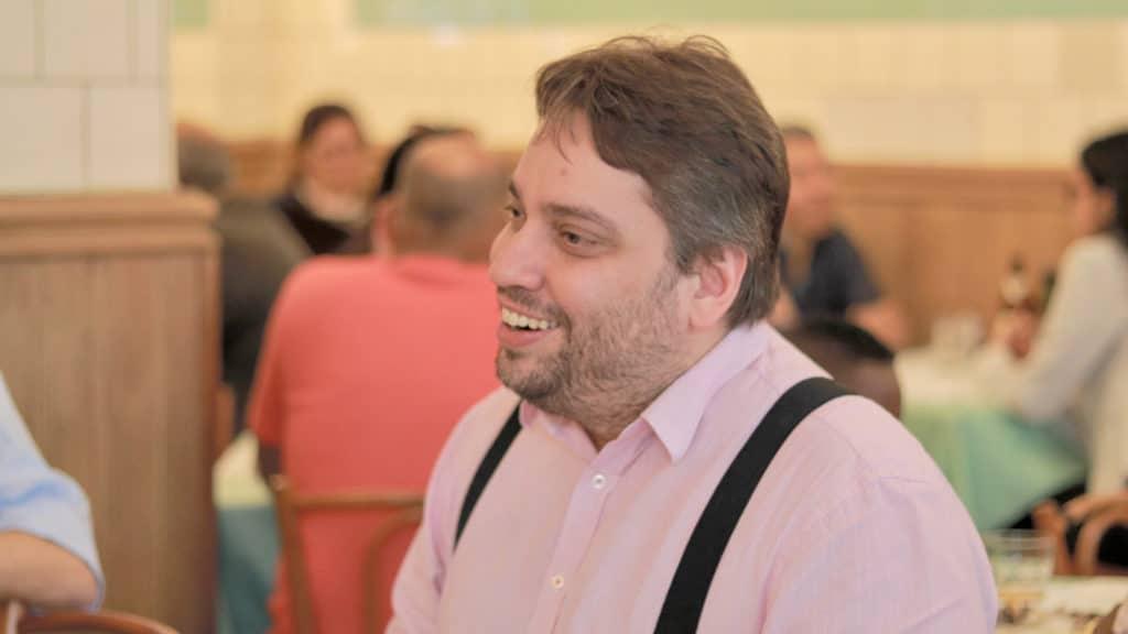 Quintino Gomes Freire ( Foto: Gabriel Subtil )