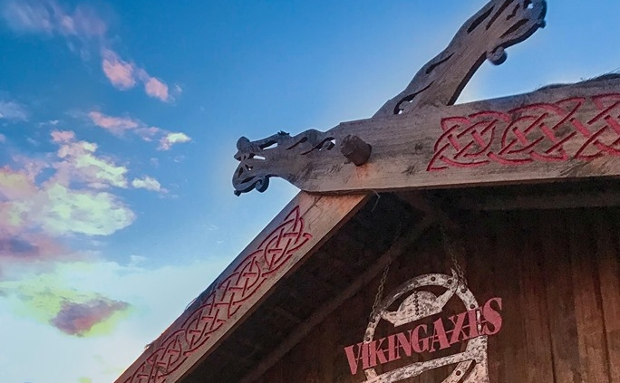 Viking Axes - Arremesso de Machado Urbano