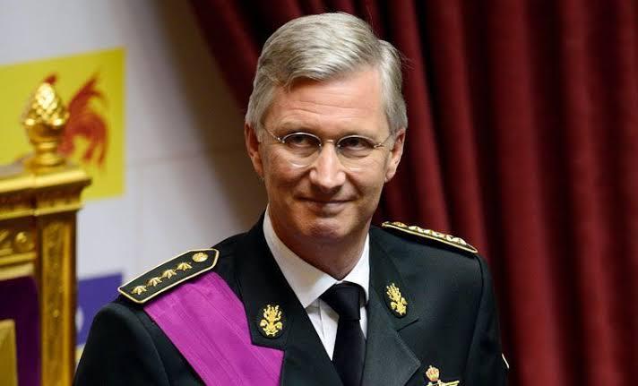 Rei Philippe I, da Bélgica / Reprodução