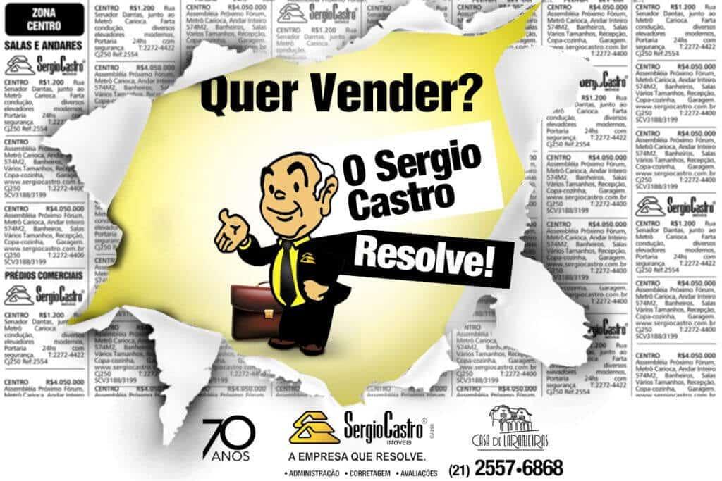 Sergio Castro - Há 70 anos, a empresa que resolve